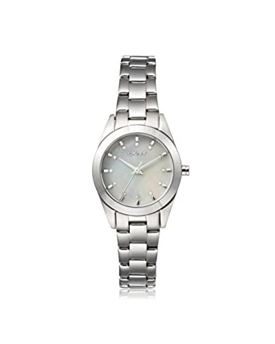 DKNY Women's NY8619 Silver Stainless Steel Watch