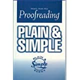 Proofreading Plain and Simple (In Plain English Series)by Debra Hart May