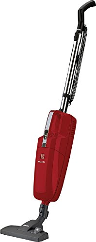 Miele-Swing-H1-EcoLine-Handstaubsauger-EEK-A-2-stufiger-Schieberegler-AirClean-Filter-SBD-290-3-9-m-Aktionsradius-mangorot