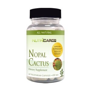 Nopal Cactus Capsules (60 Caps)
