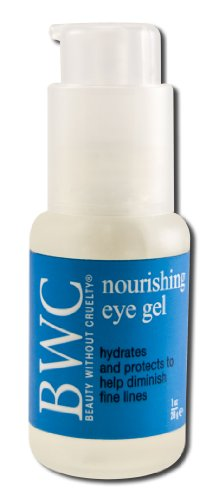 Beauty Without Cruelty Green Tea Nourishing Eye Gel, 1-Ounce