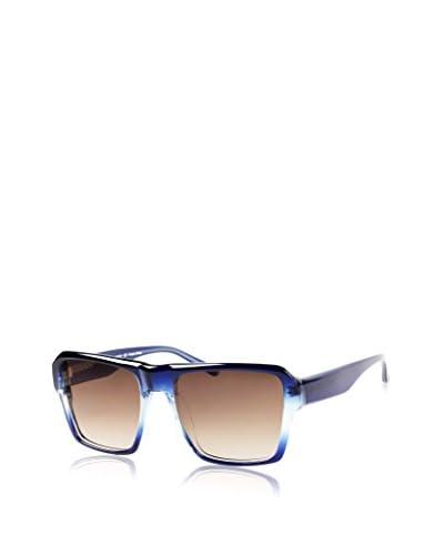 Ivory + Mason DCT007 Marlon Sunglasses, Blue