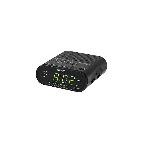 Sony Icf-C218 Dream Machine™ Am/Fm Clock Radio In Black