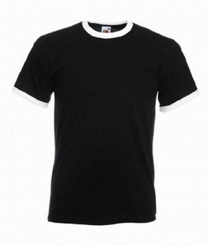 fruit-of-the-loom-ringer-t-in-black-white-size-m-ss34
