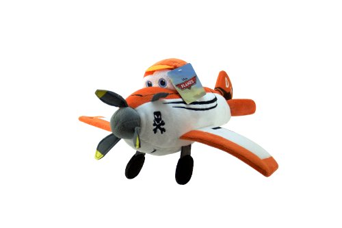 Disney Planes Dusty Pillowtime Pal front-87227