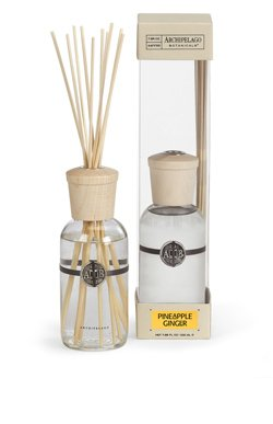Archipelago Botanicals Signature Series Home Fragrance Diffuser Pineapple Ginger