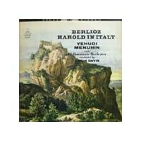ベルリオーズ:「イタリアのハロルド」Op.16
