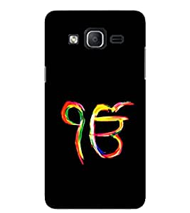 Evaluze onkar Printed Back Cover for SAMSUNG GALAXY ON5 2015