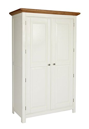 CALERO PAINTED RANGE FULL HANGING WARDROBE