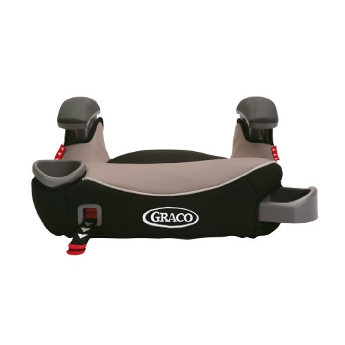 Graco Affix Backless Youth Booster Seat with Latch System, Pierce ...