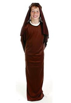 Shepherd Jesus Saint Nativity Costume Boys Small 4-6