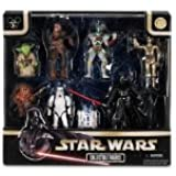Disney Star Wars Collectible Figures Toy Playset Theme Park Exclusive