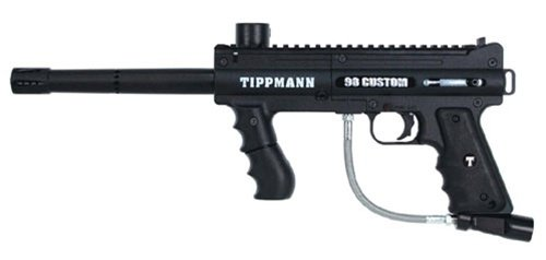 Tippmann 98 Custom Ultra basic Platinum Series .68 Caliber Paintball Marker