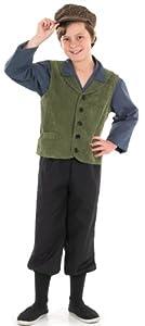 Fun Shack Child Victorian Boy Costume - AGE 10 - 12 YRS (XL)
