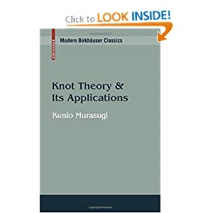 Knot theory and its applications Kunio Murasugi