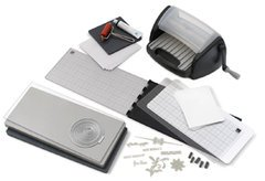 Lifestyle Crafts Letterpress Combo Kit,  Epic