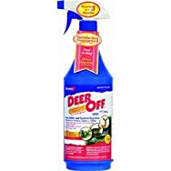 Woodstream DO32RTU Deer, Rabbit and Squirrel Repellent-RTU DEER RBT SQRL REPLT