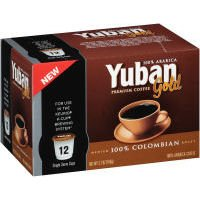 Yuban Gold Colombian K-Cups (Case of 6)
