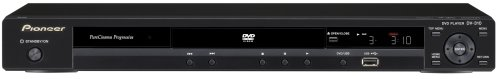 Pioneer Dv-310 Slim Multi-Format Dvd Player Featuring Usb And Divx? Playback