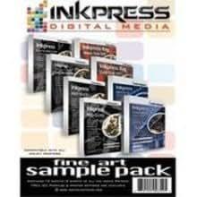 Inkpress Fine Art Sample Pack