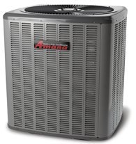 Amana Anx130361 13 Seer 3 Ton R-410A Air Conditioner Condenser front-589916