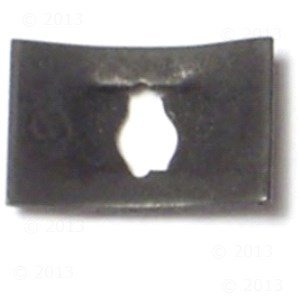 4-40 Flat Speed Nut (60 pieces)