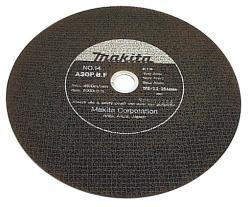 Makita 724701-3 16-Inch Ferrous Metal Abrasive Cutoff Wheel 5-pack
