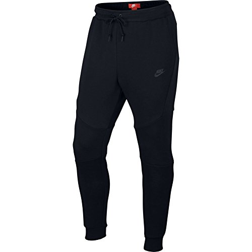 Nike Sportswear Tech Fleece 805162 Black Mens Joggers / Pants Size M
