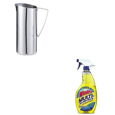 Windex Multi Surface Cleaner front-641403