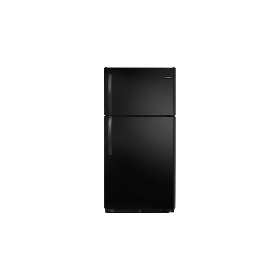 Frigidaire FFHT1513LB14.8 Cu. Ft. Black Top Freezer Refrigerator   Energy Star