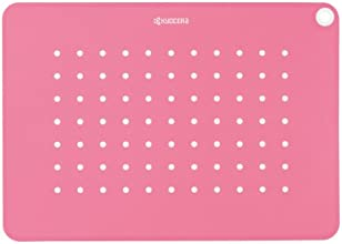 京セラ カッティングボード 表と裏で使い分ける2色まな板 ピンク/ホワイト CCW-10PK