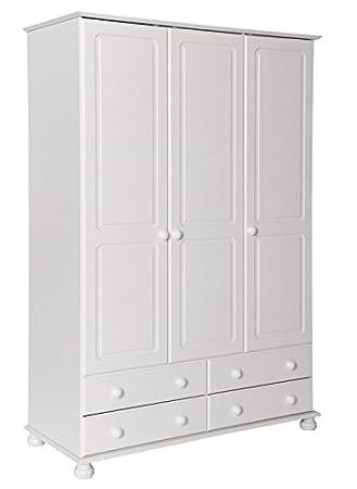 Valufurniture Copenhagen blanco 4 para puerta armario 3