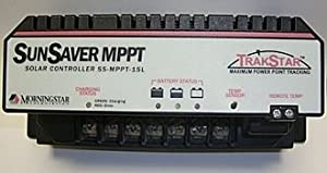 Morningstar SS-MPPT-15L Sunsaver Mppt 15 Amp by Morningstar Farms