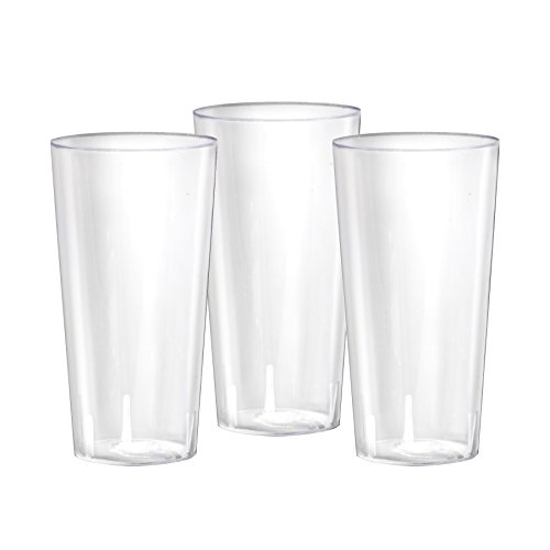 Party Essentials N302021 20 Count Hard Plastic Beer Flight Tasting Glasses, 3 oz, Clear (Beer Wedding compare prices)