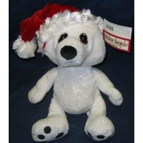 Ganz Heart Tuggers Polar Bear Plush Animal -