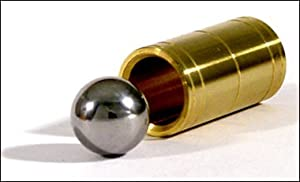 """The Brass Ball & Tube Mystery - Magic Trick with """"How To"""" Instructions"""