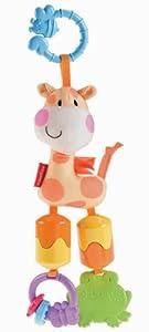 Mattel X5828 Fisher-Price - Móvil para bebés de jirafa