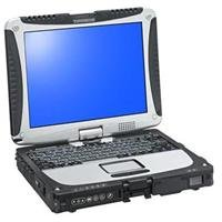 "Panasonic Toughbook 19 Tablet PC - Centrino 2 vPro - Intel Core 2 Duo SU9300 1.2GHz - 10.4"" XGA - 2GB DDR2 SDRAM - 160GB - Gigabit Ethernet, Bluetooth, Wi-Fi - Windows Vista Business"