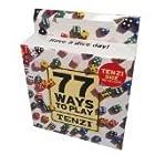 77 Ways to Play Tenzi from Carma Games