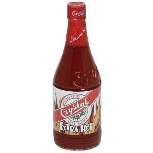 Crystal Louisiana's Pure Extra Hot Sauce