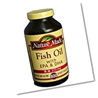 お徳用サイズ!ネイチャーメイド フィッシュオイル EPA+DHA 800粒 ファミリーサイズ
