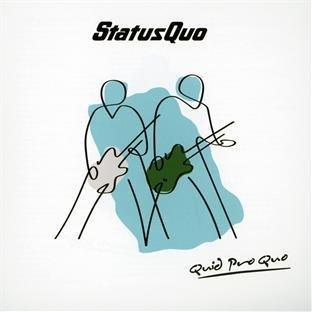 Quid Pro Quo: Bonus Live Disc Import, Limited Edition Edition by Status Quo (2011) Audio CD