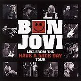 Bon Jovi Live From The Have A Nice Day Tour (Wal-Mart Exclusive) (UK Import)