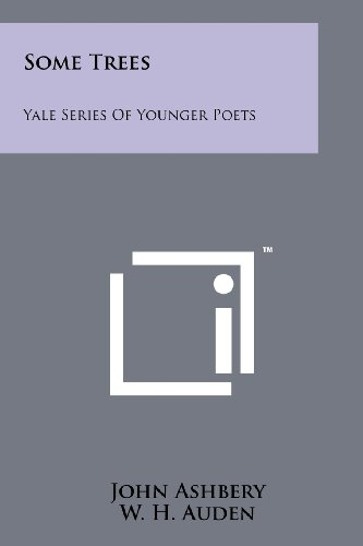 Some Trees: Yale Series of Younger Poets