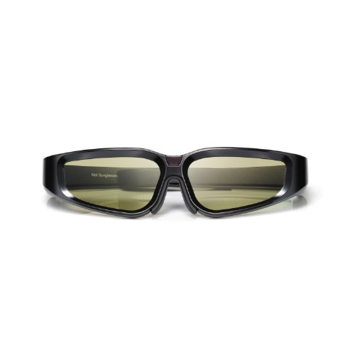 LG AG-S100 3D Active Shutter Glasses