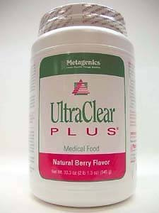 Metagenics - Ultraclear Plus Natural Berry (21 Svgs) [Health And Beauty] front-992531