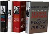 Image of Robert A. Caro's The Years of Lyndon Johnson Set: The Path to Power; Means of Ascent; Master of the Senate; The Passage of Power [Hardcover] [2013] Robert A. Caro