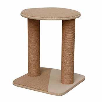PetPal Jute Made Cat Furniture; 16″x16″x19″