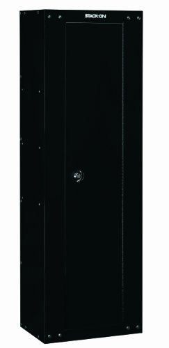 Stack-On GCB-8RTA Security Plus 8-Gun Ready to Assemble Storage Cabinet (Gun Storage Cabinet compare prices)