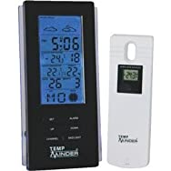 Minder Research MRI-211MX Wireless Weather Station-WIRELESS WEATHER CENTER